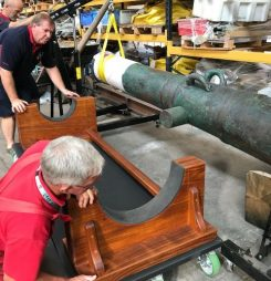 BRITANNIA REEVES MOVE RARE CANNON
