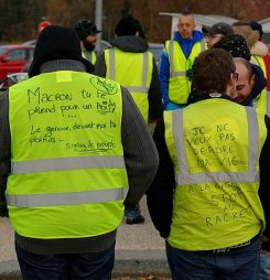 GILETS JAUNES AND YOUR INSURANCE